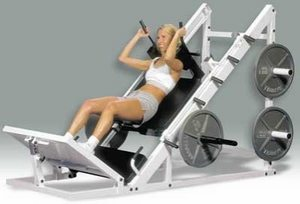 Yukon HLS-160  Leg Press / Hack Squat