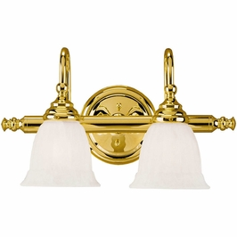 1062-2PB Savoy House Lighting Vanity Light