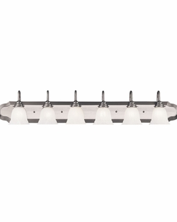 1079-6SN Savoy House Lighting Vanity Light