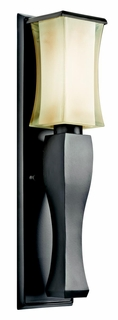 10900OZ Kichler Izona Outdoor Wall Sconce 1Lt Fluorescent Small (DISCONTINUED ITEM!)