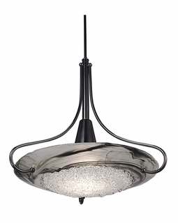 1099 Framburg Lighting Pleiades 1 Light Pendant