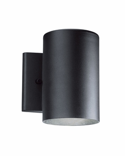 11250BKT30 Builder Contemporary Outdoor Wall 1Lt LED (textured black)
