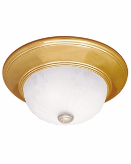 11264-PB Savoy House Lighting Flush Mount Light
