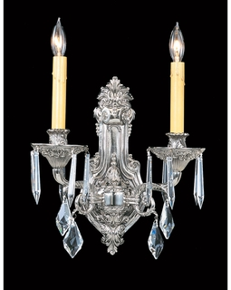 1142 Framburg Lighting Baronness Two-Light Wall Sconce