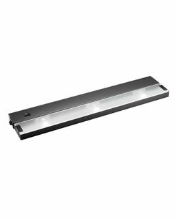 12213BZ Kichler KCL Low V Modular 3Lt Xenon 120v/20w Cabinet Strip/Bar Light