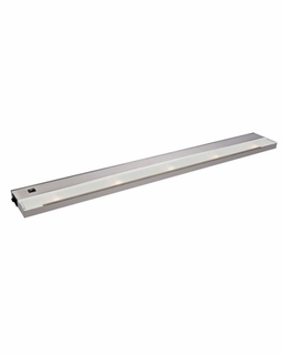 12215SS Kichler KCL Low V Modular 5Lt Xenon 120v/20w Cabinet Strip/Bar Light