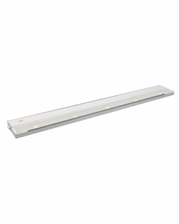 12215WH Kichler KCL Low V Modular 5Lt Xenon 120v/20w Cabinet Strip/Bar Light