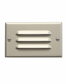 12600NI Kichler KCL LED Step and Hall Light Horiz. Louver Cabinet Fixture-Misc