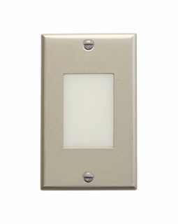 12604NI Kichler KCL LED Step and Hall Light Lens Cabinet Fixture-Misc