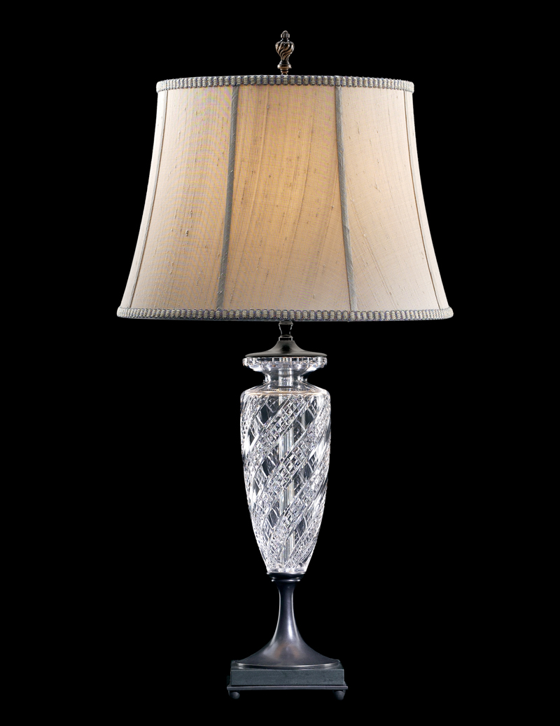 accentlamp by avery accent lamp brass waterford polished