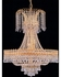 1471-GD-CL-MWP Crystorama Empire II 9 Light Gold Chandelier