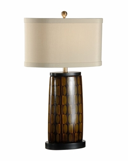 16121 Wildwood Lamps Osho Lamp