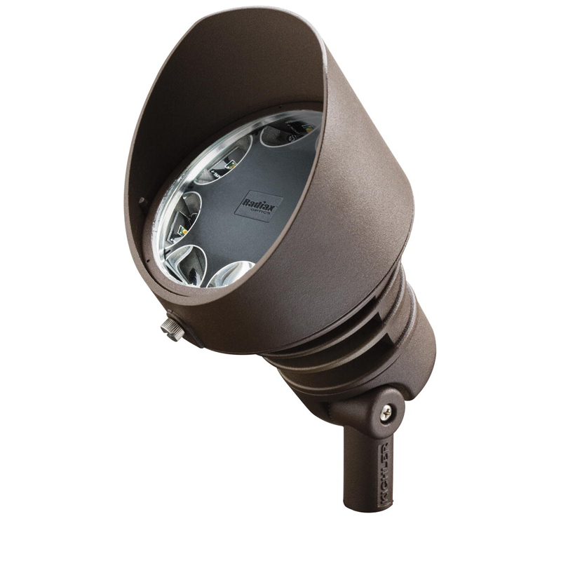 16203azt30 kichler landscape 120v led 19 5w 35 deg flood for 120v landscape lighting
