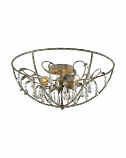 18212/3 Elk Bridget 5 Light Chandelier In Marble Gray
