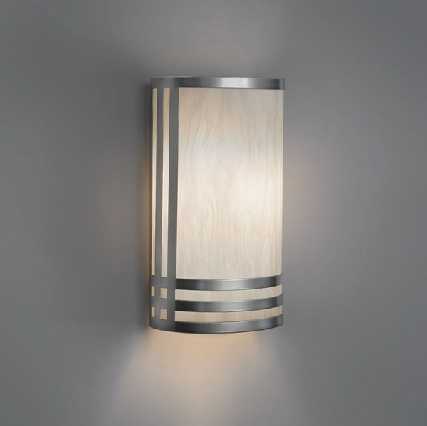 Ultra Modern Wall Sconces : 2018 Ultralights Lighting Cygnet Modern Wall Sconce