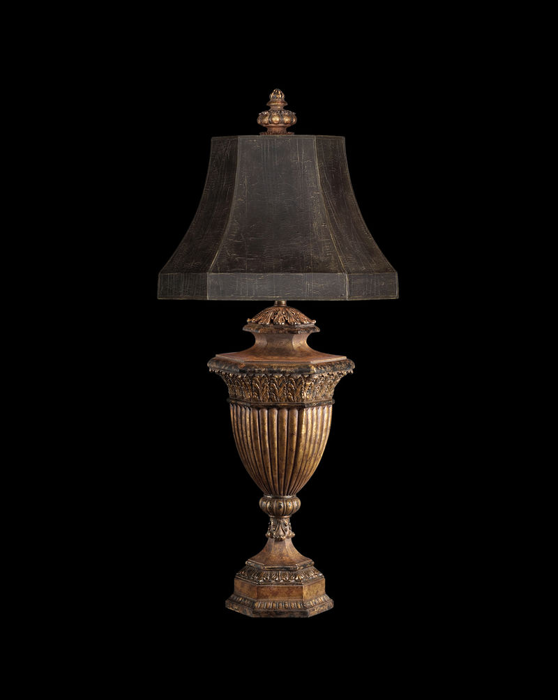 235210st fine art lamps castile table lamp aloadofball Images