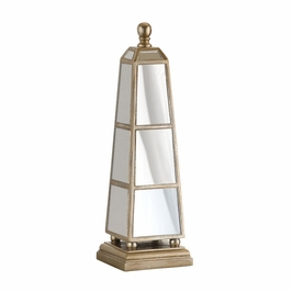 293913 Wildwood Lamps Mirrored Monument