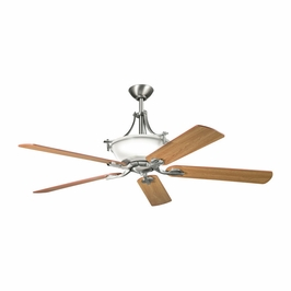 300011AP Kichler Contemporary Olympia 60 Inch Olympia Fan - Antique Pewter