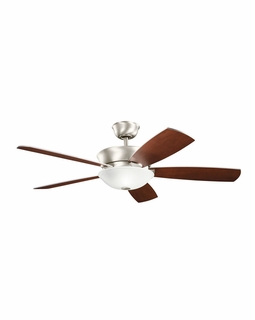 300167NI Decorative Fans Transitional 54 Inch Skye Fan (brushed nickel)