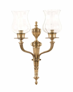 300395 Wildwood Lamps Urn Sconce - 2 Lite