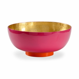 301328 Wildwood Lamps Kelsie Bowl - Fushia