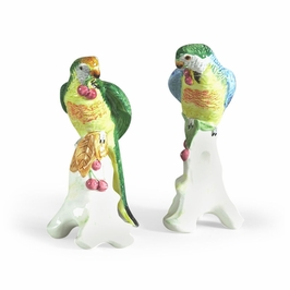 380756 Chelsea House Parrot W/Cherries-Pr