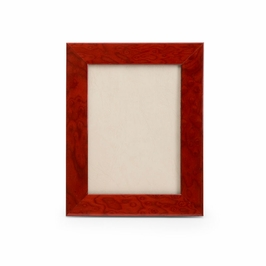 381186 Chelsea House 380-Rosso-8 X 10-Maple Frame With Veneer