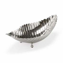 381312 Chelsea House Tropical Leaf Tray