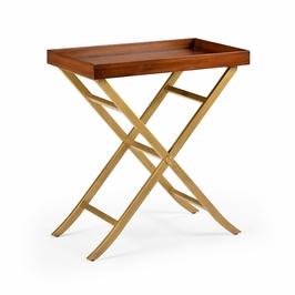 381931 Chelsea House Reginald Tray Table