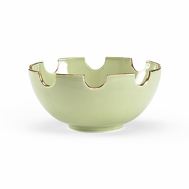 382041 Chelsea House Classic Bowl - Green