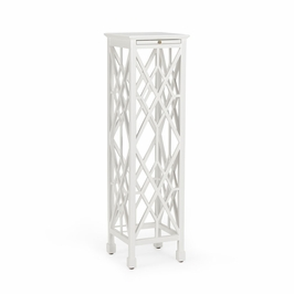 382096 Chelsea House George III Plant Stand - Whit