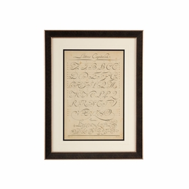 386065 Chelsea House Alphabet Sampler II