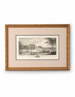 386295 Chelsea House French Chateau with Crest III