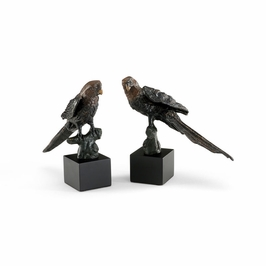 391109 Wildwood Lamps Parrot Pair