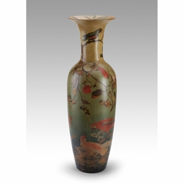 391773 Wildwood Lamps Decorated Vase