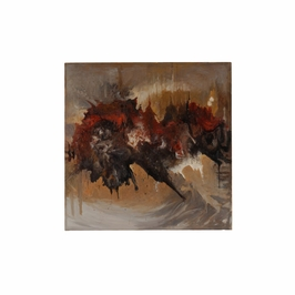 394944 Wildwood Lamps Contemporary Oil Painting