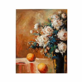 394968 Wildwood Lamps Oil Painting