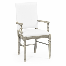 491018-AC-RGA-FCOM JC Edited Casual Country Rustic Grey Upholstered Armchair