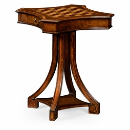 492106-WAL Jonathan Charles Buckingham Occasional Games Table