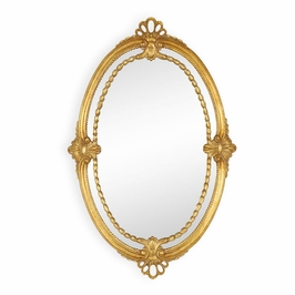 493105-GIL Jonathan Charles Traditional Versailles Collection Neo-Classical Adam Style Mirror
