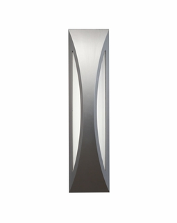 49437PL Kichler Contemporary Cesya Indoor/Outdoor Wall 1Lt LED (platinum)