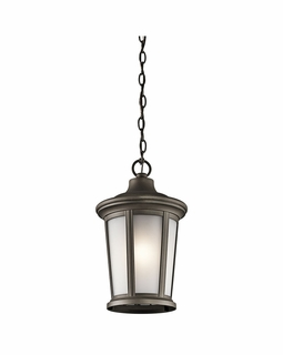 49658OZ Builder Traditional Turlee Outdoor Pendant 1Lt (olde bronze)