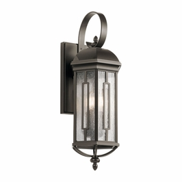 49711OZ Kichler Fixtures Traditional Olde Bronze Outdoor Wall 3Lt