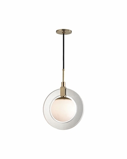 5112 Hudson Valley Warm Modern Small Caswell LED Pendant