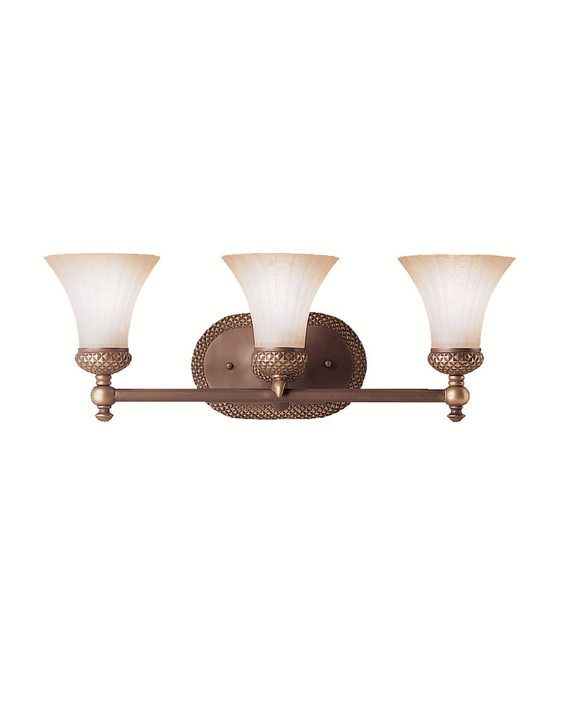 5112olz Kichler Lighting Humboldt Wall Mounted Bath Fixture In Oiled Bronze Discontinued Item