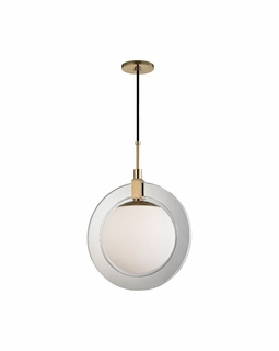 5116 Hudson Valley Warm Modern Medium Caswell LED Pendant