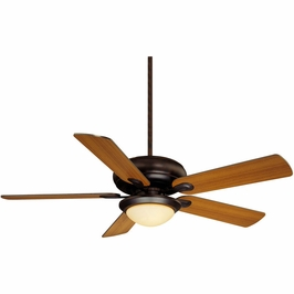 52-CDC-5RV-13 Savoy House Mission  Sierra Madres Ceiling Fan in English Bronze