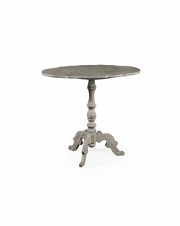 530017 Jonathan Charles William Yeoward Bedale Occasional Table with Greyed Oak Finish