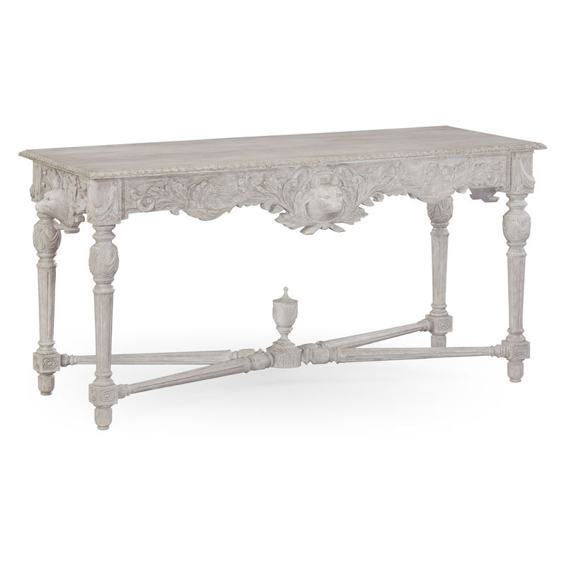 6a1298b61fe08 530029-CWO Jonathan Charles William Yeoward Collected - Country House Chic  Godwyn Console (Country White Oak)