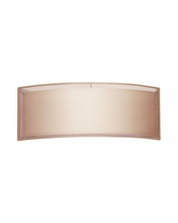 6018.51F Sonneman Puri Contemporary ADA Horizontal Wall Sconce with Black Brass Finish